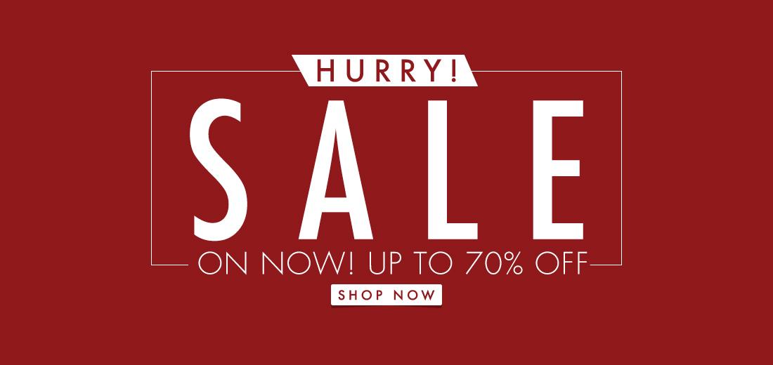 Hoem Page Sale Launch Banner