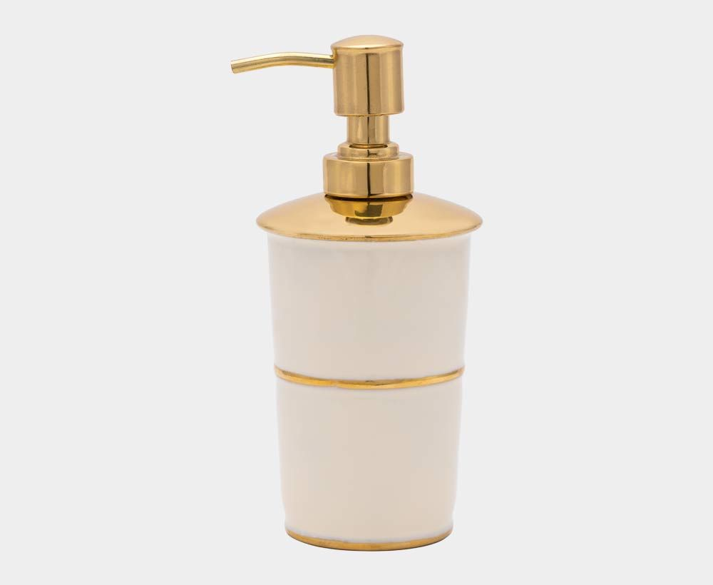 White And Gold Bathroom Accessories - 4k Wallpapers Design