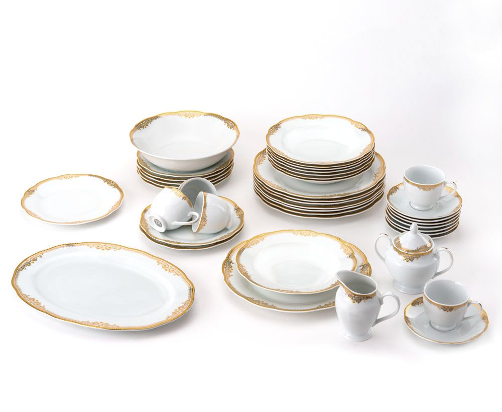 Home; Reinne Gold Designer Dinnerware Set Perfect for your Dining Table. Previous. Next  sc 1 st  2xlme & Reinne Gold Dinnerware Set Perfect for Dining Table Setting