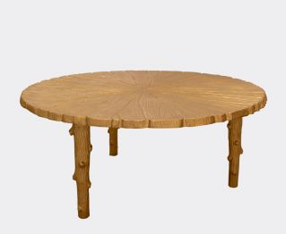 Elegant Gold Coffee Table for House Decoration