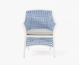 Dynasty Chair Blue-White