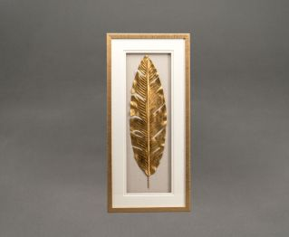 Gold Leaf Shadow Box Frame For Ideal House Decoration