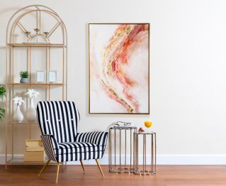 Abstract Painting in Multi-Colour For Home Decor