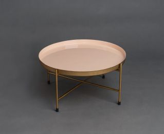 Duval Brass Side Table for House Decoration