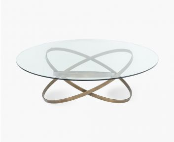 Archer New Coffee Table Antique Gold