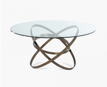 Archer New Dining Table Antique Gold