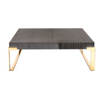 Arendal Black Coffee Table for House Decoration