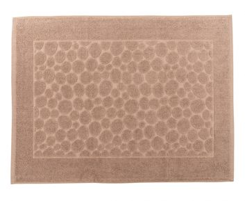 Brown Colour Bathmat 60x90cm for Bathroom Decoration