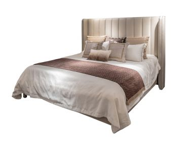 Adrielle King-Size Bed for Bedroom Decoration