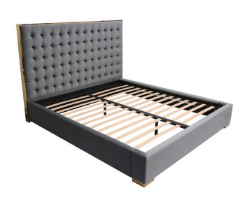 Xena King-Size Bed for Bedroom Decoration