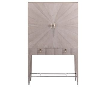 Rowan Cabinet in Beige for House Decoration