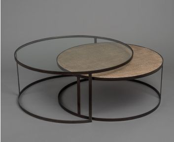 Peyton Set of 2 Coffee Table for House Decoration