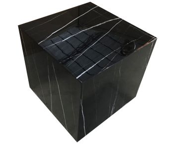Cube End Table to Complete Home Furniture 60 x 60 x 55 cm