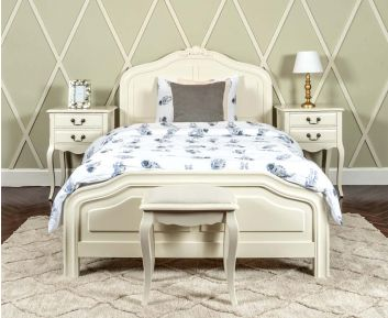 Kendall Kids Bed White