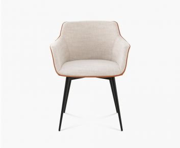 Lorde New Dining Chair Terracotta
