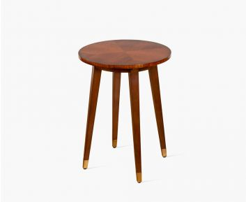 Neve Side Table in Brown to Complete Home Furniture