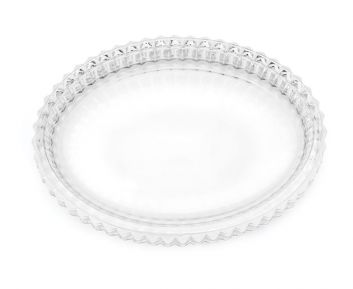 Elegant Clear Soap Dish to Accessorize your Bathroom