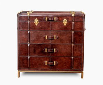 Vesta Drawer Chest for House Decoration 91 x 50 x 85 cm