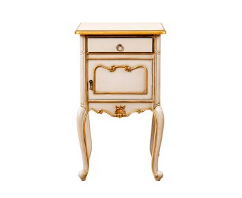 Vincenzo Nightstand for House Decoration 45 x 40 x 77 cm